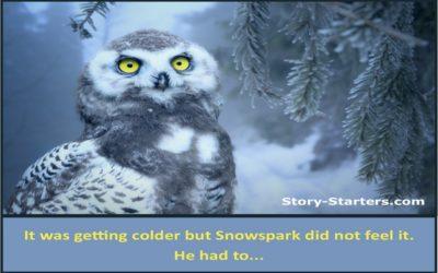 Snowspark the Owl