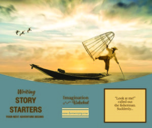 Kid's Story Starters