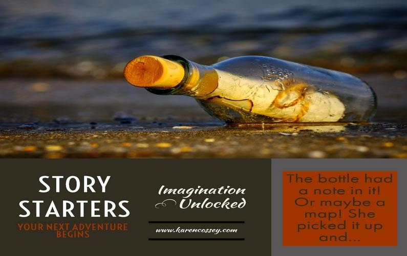 Message In A Bottle | Story Starters