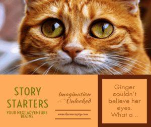 Cat bedtime story