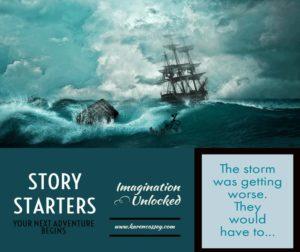 Shipwreck Pirate Story