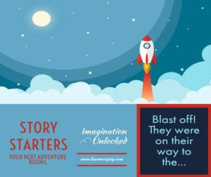 Space Rocket Story