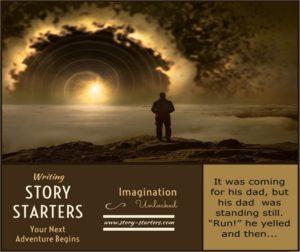 Story Starter image of Dad