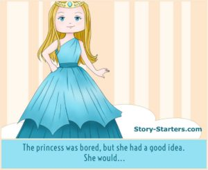 Featured Image: Children's Story: The Bored Princess