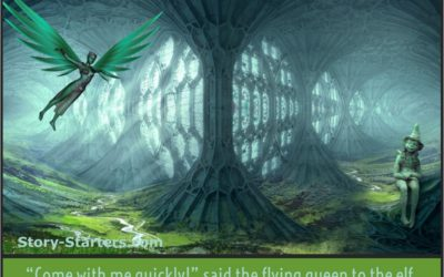 Fairy Queen Writing Prompt