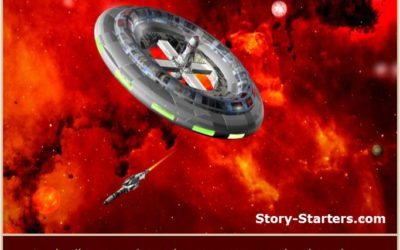 Lost in Space Writing Prompt for Kids